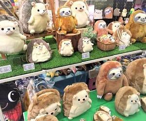 hedgehog, japan, and plush image