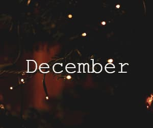 december and gif image