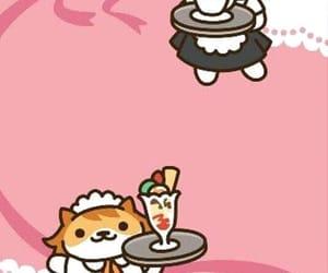 background, dessert, and kawaii image