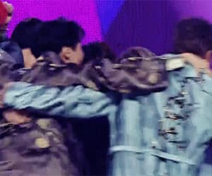 gif, bts, and low quality image