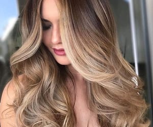 blonde, hair, and inspo image