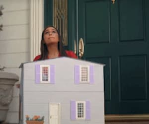 dollhouse, gif, and thank you next image