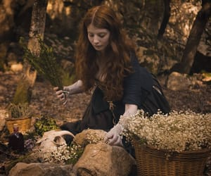lizzie siddal, magic, and photography image