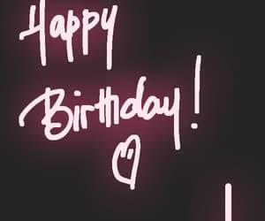 gif and happy birthday image