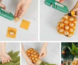 champagne, chocolate, and craft image