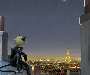 Chat Noir and miraculous ladybug image