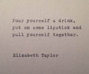 quotes and Elizabeth Taylor image