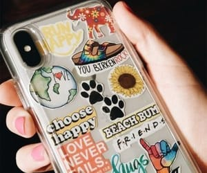 iphone, phone, and phone case image