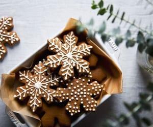christmas, christmas cookies, and Cookies image
