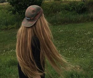 aesthetic, hair, and inspiration image