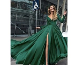ball, beauty, and dresses image