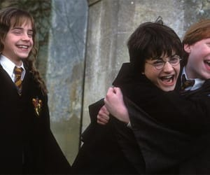 harry potter, hermione granger, and friends image