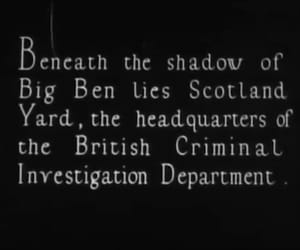 1920s, silent film, and caption image