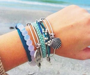 accesories, things, and beach image