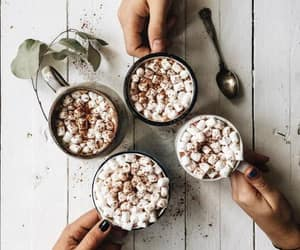 food, coffee, and tasty image