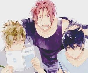 anime, kawaii, and rin image