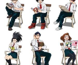 anime, handsome, and momo image