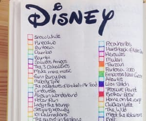 disney, films, and journal image