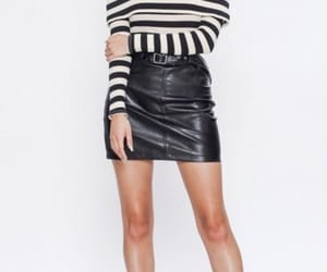 clothes, faux, and faux leather image