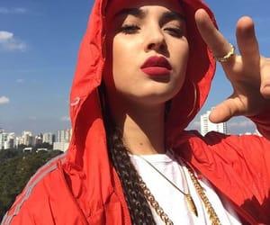 adidas, gangsta, and girl image