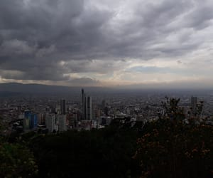 bogota, buildings, and city image