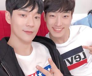 sungyong, choi sungyong, and ko woojin image