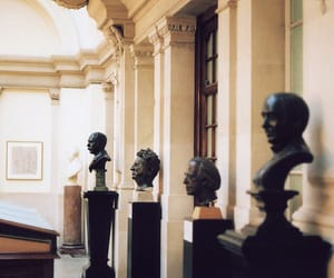 art, museum, and vintage image