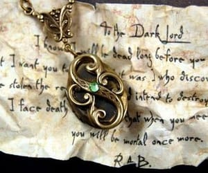 locket, necklace, and rab image