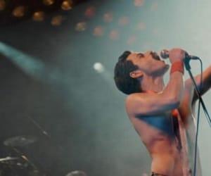 film, Freddie Mercury, and movie image