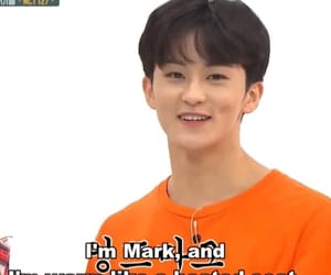 mark, mark lee, and nct image