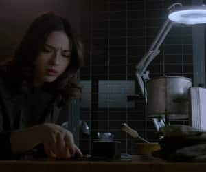 crystal reed, allison argent, and crystal reed screencaps image