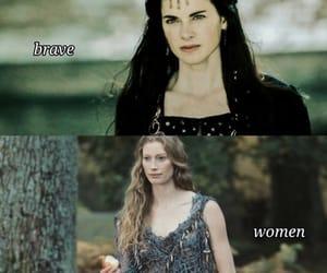 serie, vikings, and vikingos image