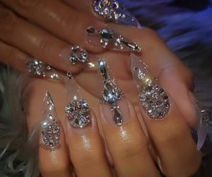 bling, fabulous, and crystals image