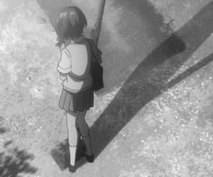 anime, gif, and tears image