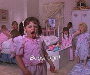 boy, girl, and ugh image