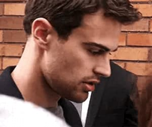 actor, handsome, and theo james image