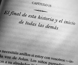 books, narnia, and frases image