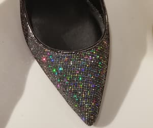 accessories, glitter, and shoes image