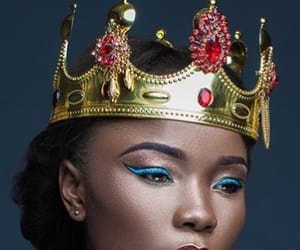 African, Queen, and beautiful image