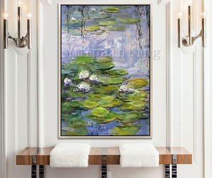 canvas, etsy, and home decor image