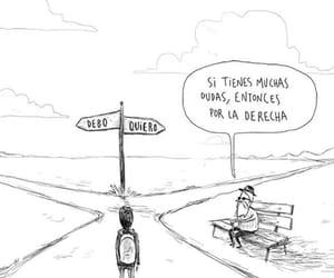 frases en español and por la derecha image
