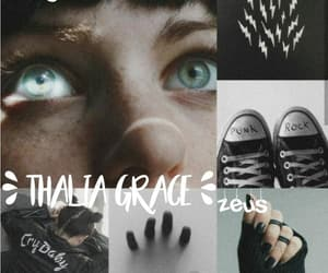 aesthetic, percy jackson, and daughter of zeus image