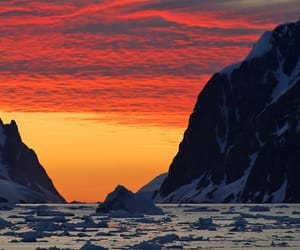 antarctica and photography image