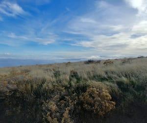 blue sky, breathtaking, and hike image