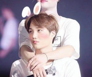 exo, kai, and Chen image