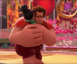 alone, disney, and wreck-it ralph image