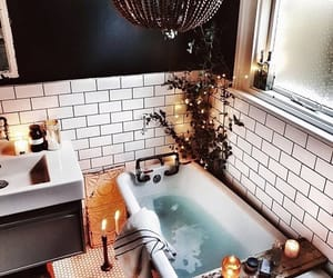 bath, bathroom, and interior image