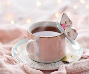 good morning, شاي, and tea image