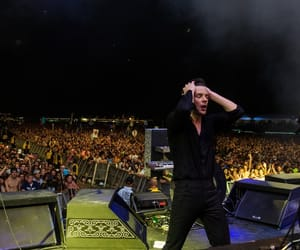 band, brandon flowers, and singer image