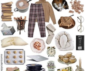 cosy, Polyvore, and outfits image